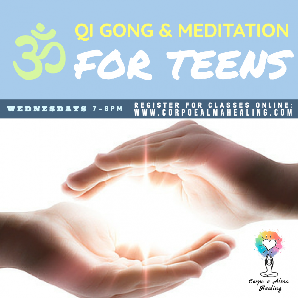 Qi Gong For Teens